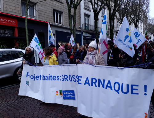 communiqué intersyndical du Morbihan
